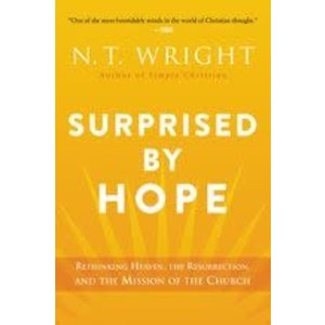 WRIGHT, N.T. SURPRISED BY HOPE