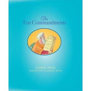 PIPER, SOPHIE TEN COMMANDMENTS