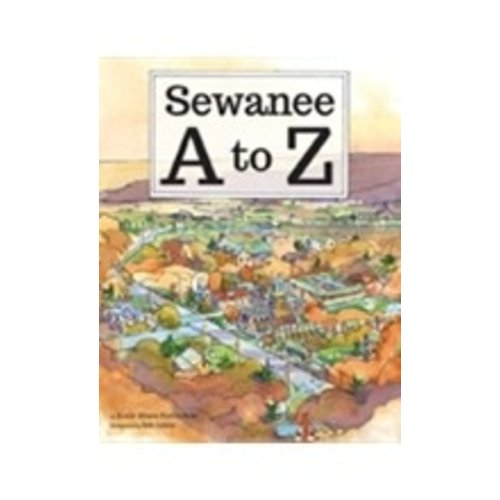 PORTERFIELD, KATIE HINES SEWANEE A TO Z by KATIE HINES PORTERFIELD