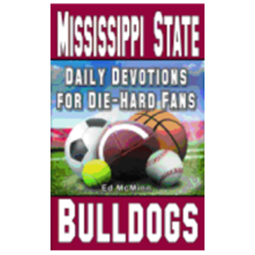 MCMINN, ED DAILY DEVOTIONS FOR DIE-HARD FANS: MISSISSIPPI STATE BULLDOGS by ED MCMINN