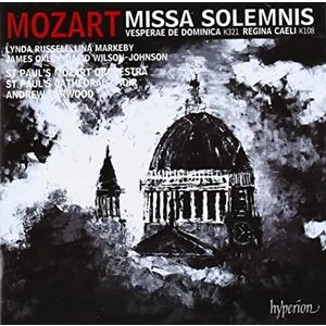 ST.  PAUL'S CATHEDRAL CHOIR MISSA SOLEMNIS ST PAUL'S CATHEDRAL CHOIR - CD