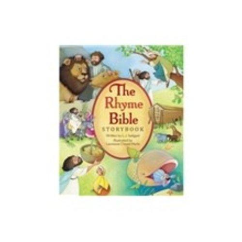 SATTGAST, LINDA RHYME BIBLE STORYBOOK