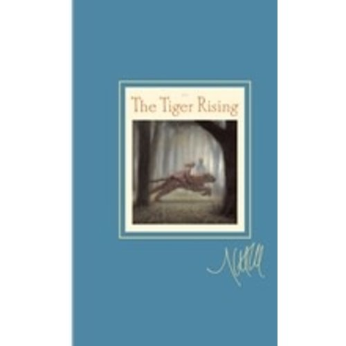 DICAMILLO, KATE TIGER RISING by KATE DICAMILLO