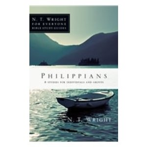 WRIGHT, N.T. PHILIPPIANS : 8 STUDIES FOR INDIVIDUALS AND GROUPS