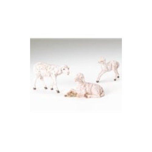 FONTANINI SHEEP FAMILY 3 PIECE FONTANINI