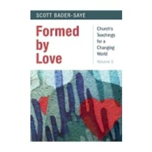 BADER-SAYE, SCOTT FORMED BY LOVE-CTCW 05 by SCOTT BADER-SAYE