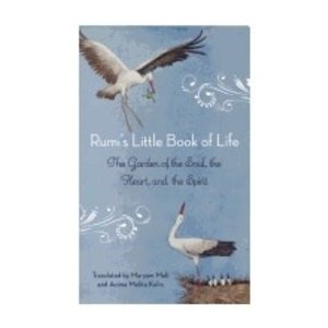 MAFI, MARYAM RUMIS LITTLE BOOK OF LIFE: THE GARDEN OF THE SOUL, THE HEART, AND THE SPIRIT by MARYAM MAFI