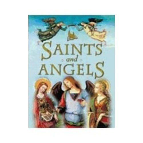 LLEWELLYN, CLAIRE SAINTS & ANGELS: POPULAR STORIES OF FAMILIAR SAINTS