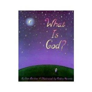 WHAT IS GOD? by ETAN BORITZER