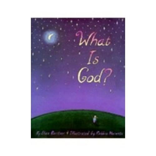 BORITZER, ETAN WHAT IS GOD? by ETAN BORITZER