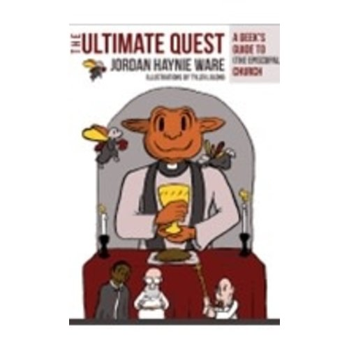 WARE, JORDAN HAYNIE THE ULTIMATE QUEST