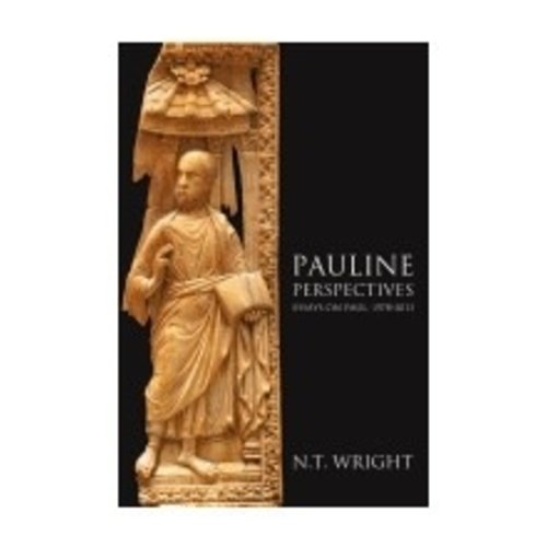 WRIGHT, N.T. PAULINE PERSPECTIVES : ESSAYS ON PAUL 1978-2013