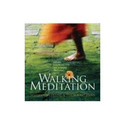 WALKING MEDITATION (INCLUDES CD & DVD)