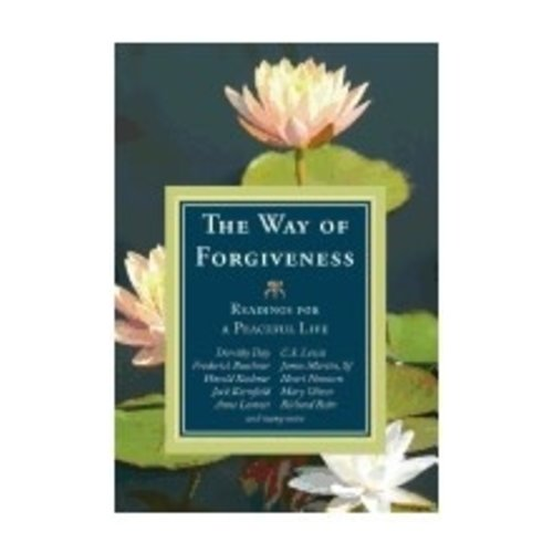 LEACH, MICHAEL THE WAY OF FORGIVENESS: READINGS FOR A PEACEFUL LIFE by MICHAEL LEACH