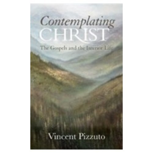 PIZZUTO, VINCENT CONTEMPLATING CHRIST by VINCENT PIZZUTO
