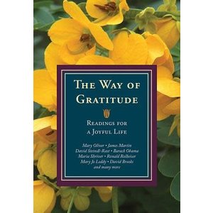 LEACH, MICHAEL THE WAY OF GRATITUDE: READINGS FOR A JOYFUL LIFE by MICHAEL LEACH