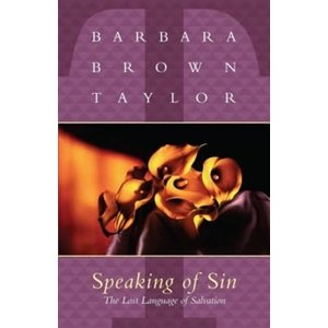TAYLOR, BARBARA BROWN SPEAKING OF SIN