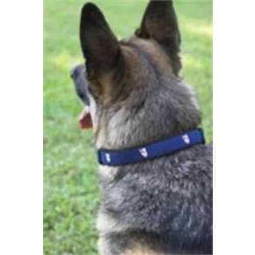 EPISCOPAL SHIELD DOG COLLAR
