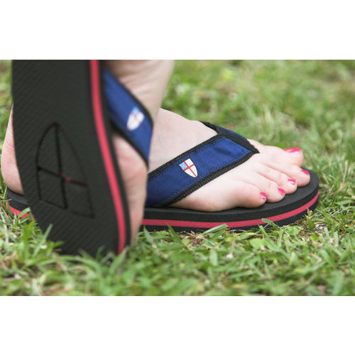 FLIP FLOPS EPISCOPAL SHIELD