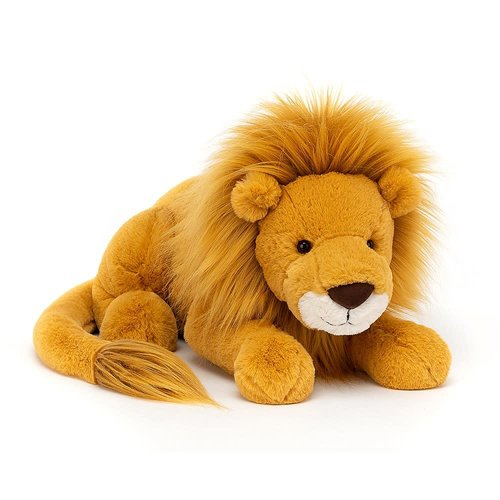 JELLYCAT LOUIE LION MEDIUM