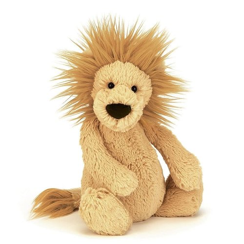 JELLYCAT BASHFUL LION SMALL
