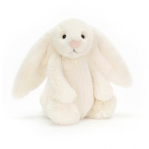 JELLYCAT BASHFUL CREAM BUNNY SMALL
