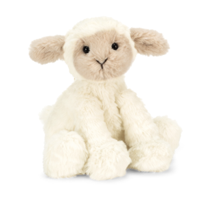 JELLYCAT FUDDLEWUDDLE LAMB BABY