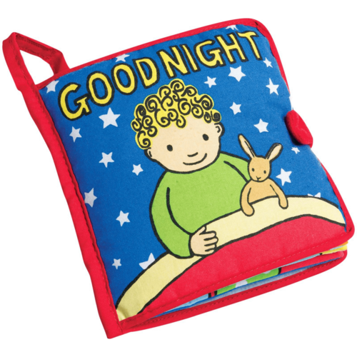GOODNIGHT ACTIVITY BOOK by JELLYCAT