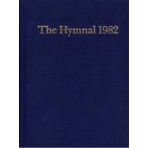 HYMNAL 1982 BLUE