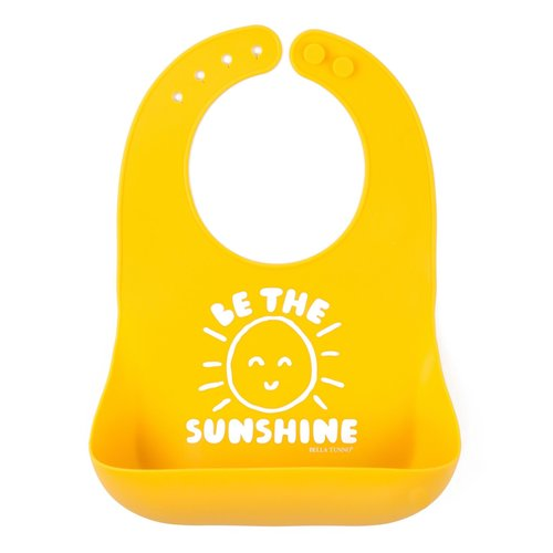 Wonder Bib BE THE SUNSHINE by BELLA TUNNO