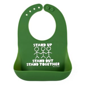 Wonder Bib STAND TOGETHER by BELLA TUNNO