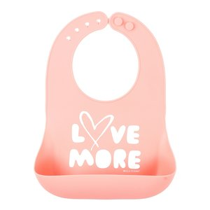 Wonder Bib LOVE MORE by BELLA TUNNO