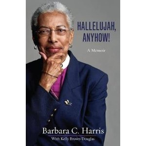 HARRIS, BARBARA HALLELUJAH ANYHOW by BARBARA HARRIS