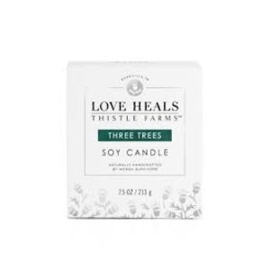 THISTLE FARMS CANDLE SOY THREE TREES