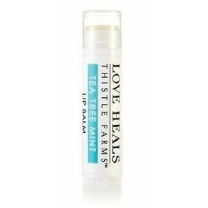 THISTLE FARMS LIP BALM LOVE HEALS TEA TREE