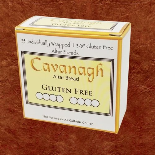 WAFERS Cavanagh Brand Gluten Free Individually Wrapped