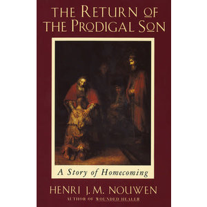 NOUWEN, HENRI RETURN OF THE PRODIGAL SON