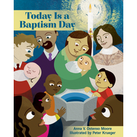 TODAY IS A BAPTISM DAY
