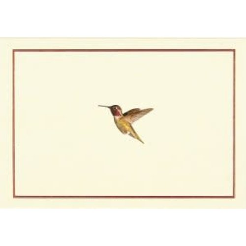 NOTE CARDS - HUMMINGBIRD