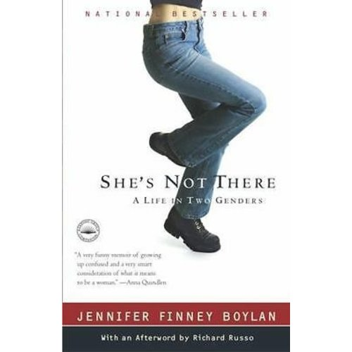 BOYLAN, JENNIFER FINNEY SHE'S NOT THERE
