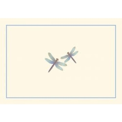 NOTE CARDS - DRAGONFLIES by Peter Pauper Press