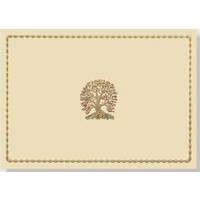 NOTE CARDS - TREE OF LIFE by Peter Pauper Press