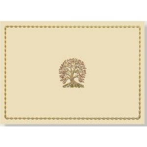 NOTE CARDS - TREE OF LIFE