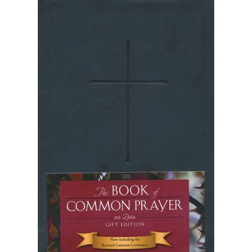 BOOK OF COMMON PRAYER, GIFT EDITION, BLACK