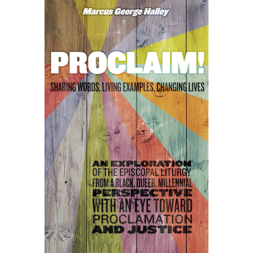 PROCLAIM! SHARING WORDS, LIVING EXAMPLES, CHANGING LIVES