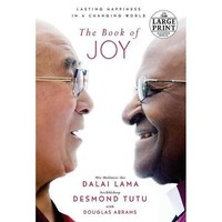 THE BOOK OF JOY (LARGE PRINT)