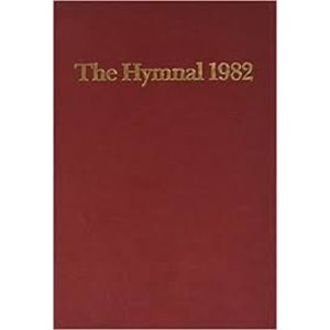 HYMNAL 1982 RED