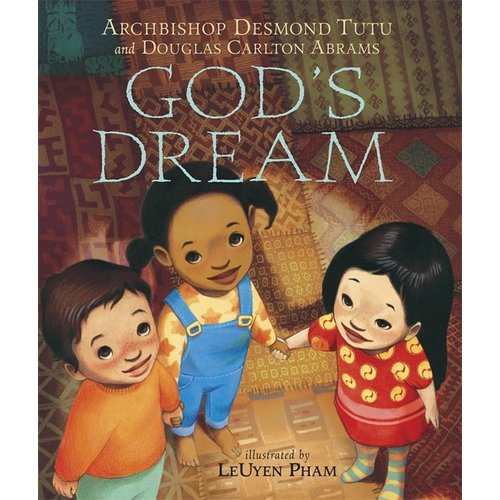 GOD'S DREAM (BOARD BOOK)