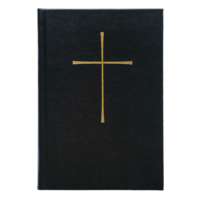 BOOK OF COMMON PRAYER, PEW EDITION, BLACK