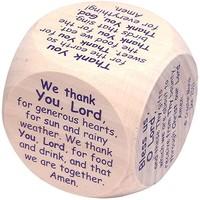 PRAYER CUBE MEALTIME (TABLE GRACE)